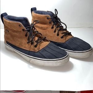 Vans sk8 high all weather w/scotchguard protector